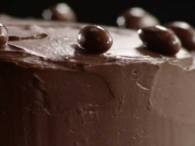 Cake Recipe - How to Make Dark Chocolate Cake
