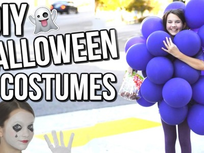 Clever DIY Halloween Costumes!