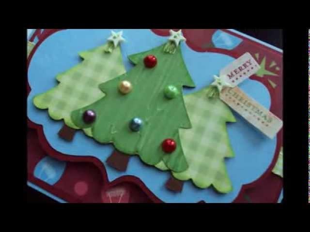 Cricut Card Ideas Happy Holiday