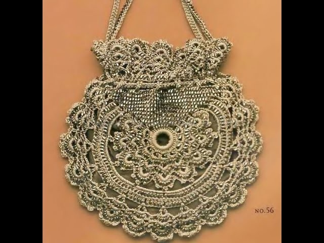Crochet bag| Free |Crochet Patterns|235