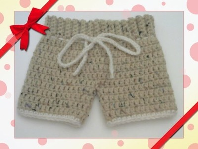 Crochet - Cabbage Patch Shorts