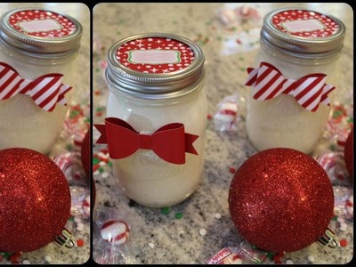 DIY 3-Ingredient Christmas Body Butter