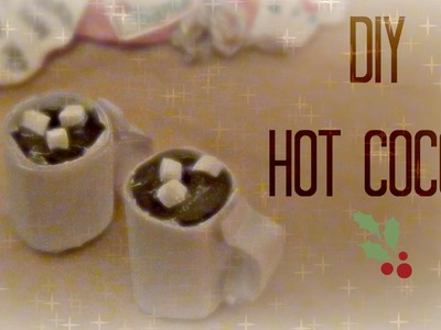 DIY Lps Hot Cocoa - Holiday Special