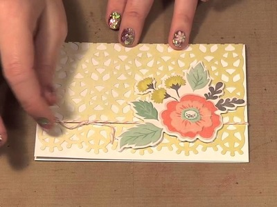 Ep. 929 - WRMK Lifestyle Crafts Envelope Doily Die and Giveaway