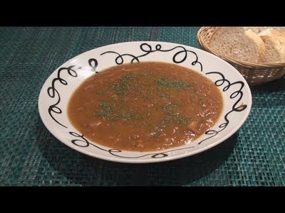 Great British Oxtail Soup Recipe
