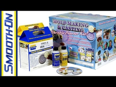 How to Make Your First Mold and Cast with a Silicone Starter Kit