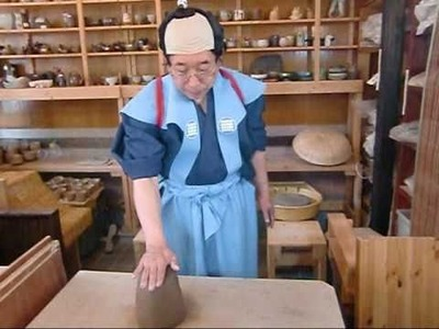 Japanese Traditional Pottery by Samurai - Tecnics of  Electoric Wheel Vol.1