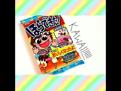 Making of a Japanese Candy Kit!