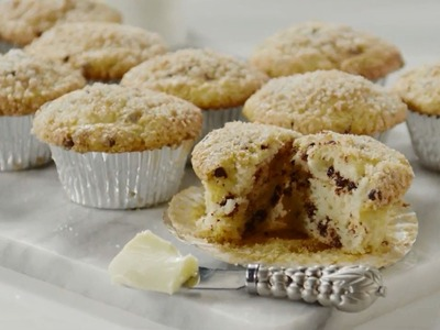 Muffin Recipes - How to Make Chocolate Chip Muffins