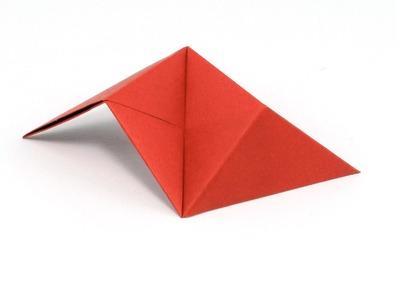 Origami Sonobe Unit Instructions. (Full HD)