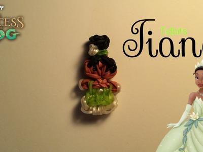 Rainbow Loom Tiana Charm | Disney Princess [Tidbits Series]