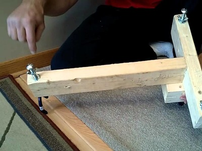 Rifle Shooting Stand. Rest DIY Homemade $5