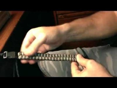 Rock Paracord - Fishtail Survival Bracelet - How To