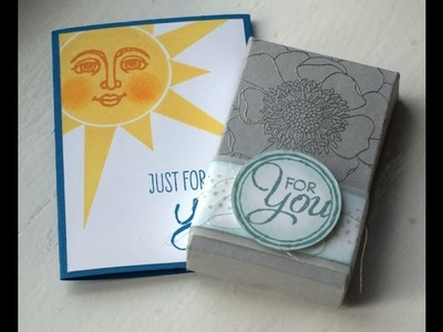 Stampin' Up! Convention Swaps 2014