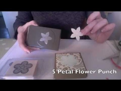 Stampin' Up! Pizza Box Tutorial