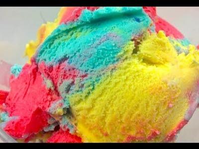 SUPERMAN ICE CREAM - How to video