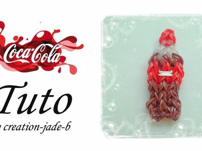 Tuto Rainbow Loom - Bouteille de Coca-Cola !