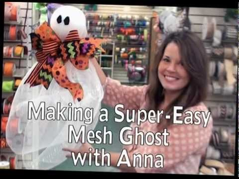 Dee's DIY Quicke - Making and Easy Mesh Ghost