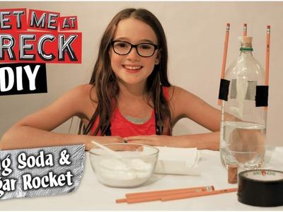 DIY Baking Soda & Vinegar Rocket! - Meet Me at the Reck