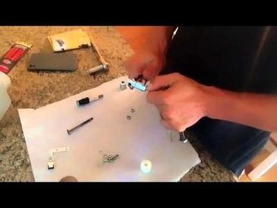 DIY E-Brake Mod aka handbrake for any sim wheel