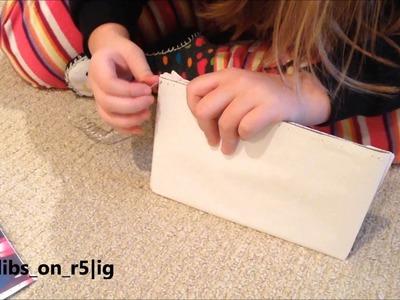 DIY - How to make a r5 notebook (Spiral)