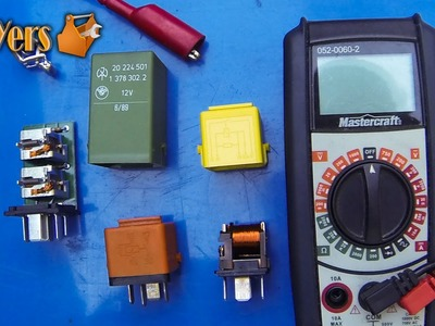 DIY: How to Test a Relay