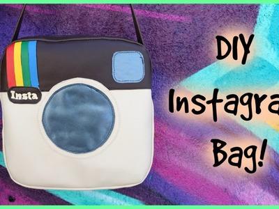 DIY Instagram Vinyl Bag | CraftyAmy