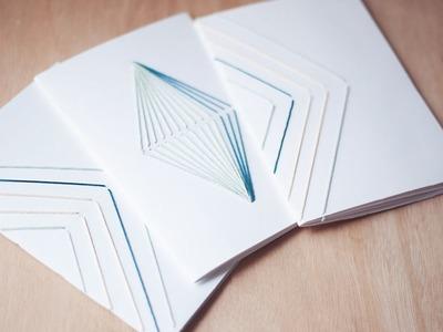 DIY Notebooks. DIY Cahier