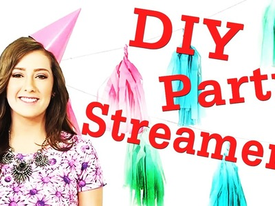 DIY Party Decorations + OOTD! #17daily