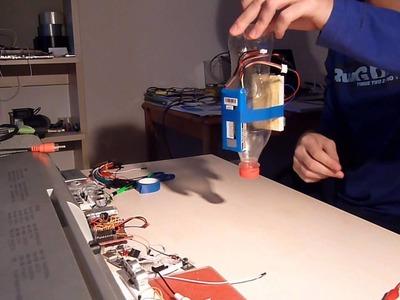 DIY Rocket Apogee Detector using magnetic sensor