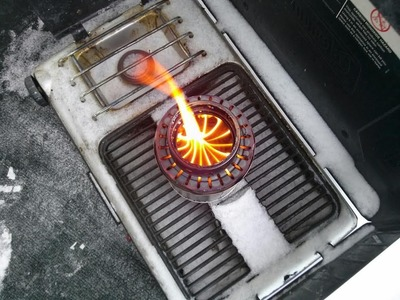 """DIY Stainless Steel Woodgas Stove v3.0 a.k.a """"The Rocket!"""""""