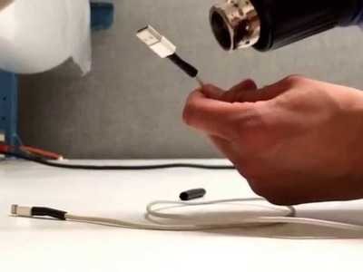 DIY Tutorial: How to prevent your iPhone charger from breaking