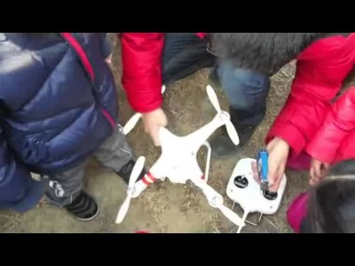 Fpv rc helicopter quadrotor robot plane aircraft remote control diy electronic toys toy airplane