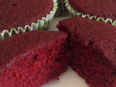 How To Bake Moist Red Velvet Cupcakes - DIY Food & Drinks Tutorial - Guidecentral