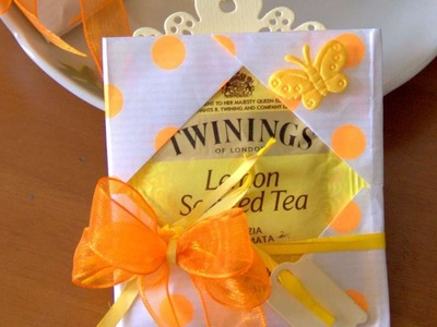 How To Create A Fun Tea Party Invitation - DIY Crafts Tutorial - Guidecentral