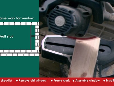 How To Install A Window - DIY At Bunnings