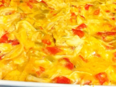 How To Make Yummy Rotel Chicken Mexican Casserole - DIY Food & Drinks Tutorial - Guidecentral