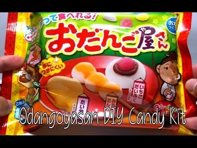 Meiji Odangoya san DIY Candy Kit