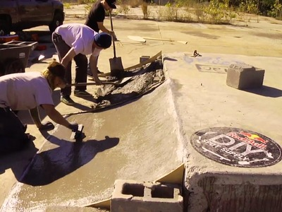 Skateboarders in Atlanta Build DIY Skate Spot