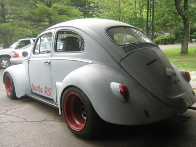 VW Beetle DIY Electronic Ignition Conversion With Arduino UNO and DIS Coils