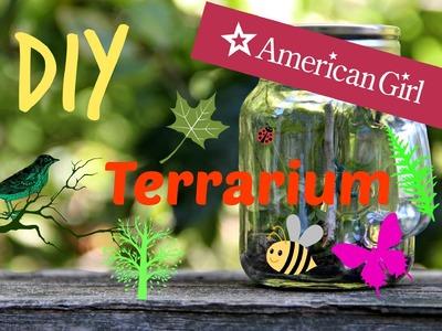 AG Doll Terrarium! DIY Craft