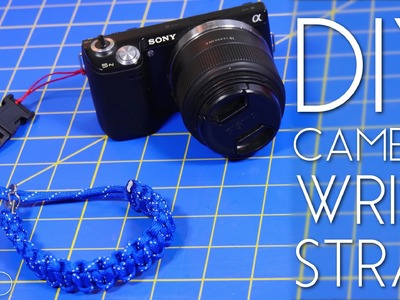 DIY Camera Wrist Strap – Mini MOD #38