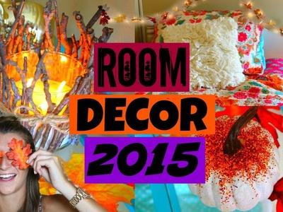DIY Fall Room Decor! Easy & Cute!