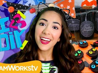 DIY Halloween Party with claycupcakes4 | I ♥ DIY