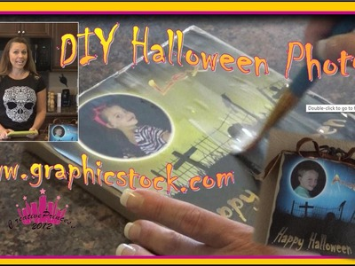 DIY Halloween Photo Crafting with Graphicstock - Creative Princess