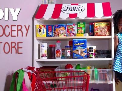 DIY Kids Grocery Store | Playhouse setup | Blueprint DIY