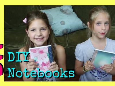 DIY Notebooks for Back to School 2015 | DIY Journal Giveaway | Jazzy Girl Stuff