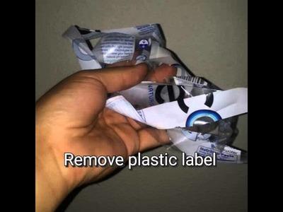 DIY Pepsi Perfect Tutorial how to