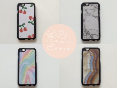 DIY Phone Cases♡