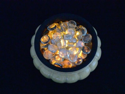 How To Create A Beautiful Flameless Fire Pit - DIY Home Tutorial - Guidecentral